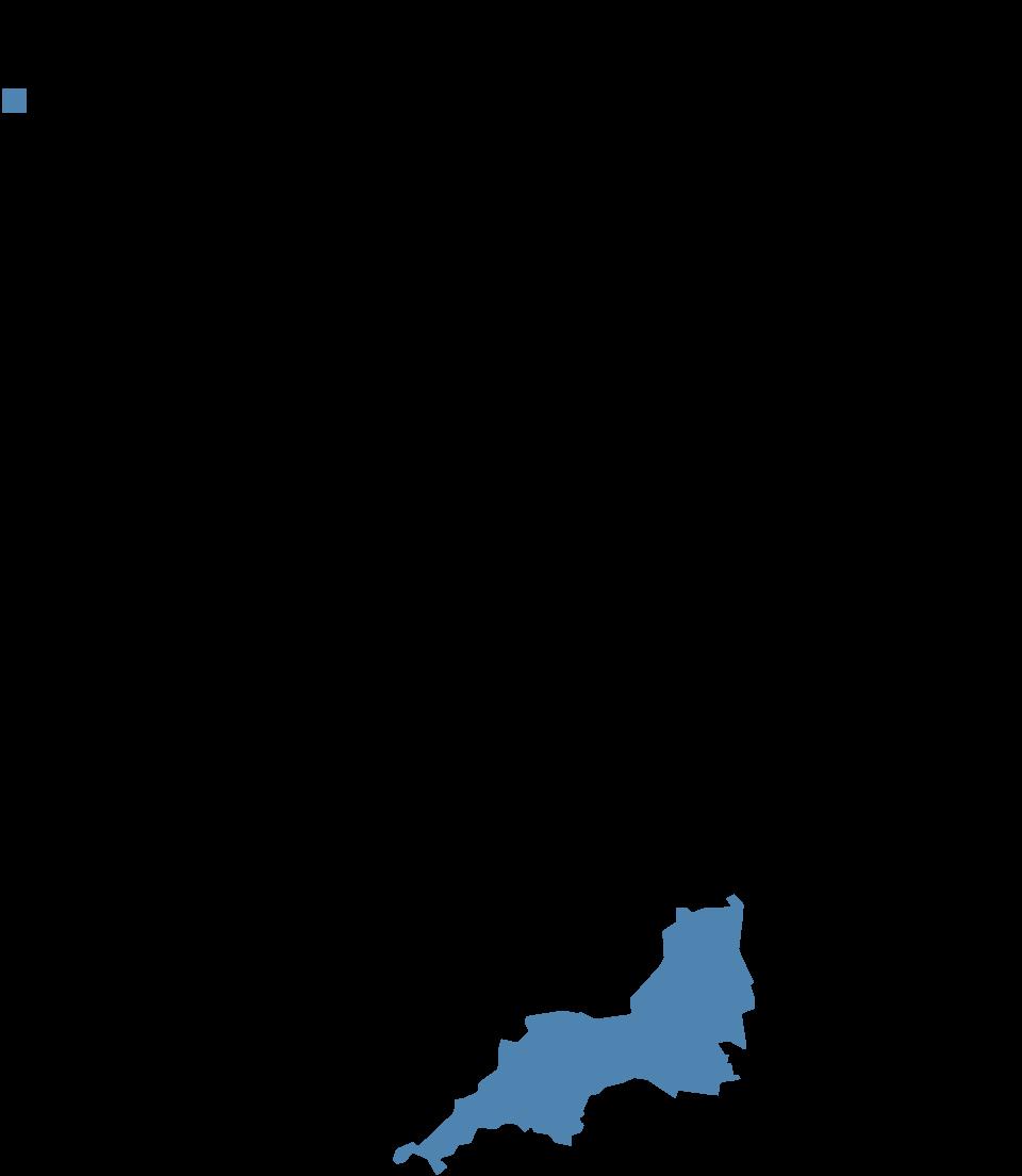 Regional Map Region